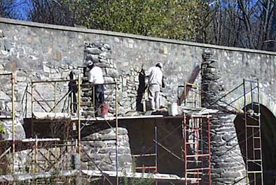 Goose Creek Historic Bridge Rehabilitation – Rappahannock/Rapidan Planning Commission