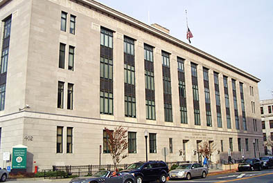 U.S. District Courthouse Renovations – General Services Administration