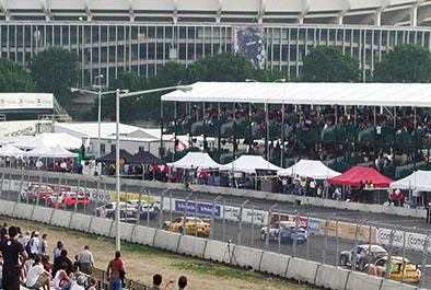 LeMans Racing Circuit, RFK Stadium Parking Lot – DC Sport and Entertainment Commission