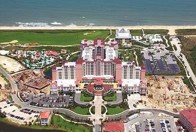 Ocean Towers at Hammock Beach, Phases III & IV – Salamander Hotels & Resorts