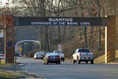 Quantico Mainside Storm Drain System Study – U.S. Marine Corps