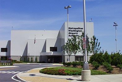 Authority Office Building, Ronald Reagan Washington National Airport – Metropolitan Washington Airports Authority