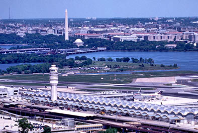 Terminal A Rehabilitation, Ronald Reagan Washington National Airport – Metropolitan Washington Airports Authority