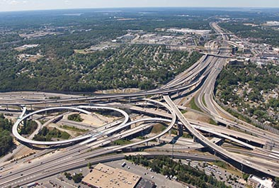 Springfield Interchange Improvements – Virginia Department of Transportation