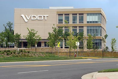 VDOT Administration Building & Virginia State Police Division 7 HQ – Fairfax County Government