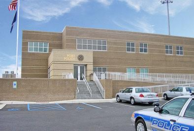 Police Headquarters, Norfolk International Terminal – Virginia Port Authority