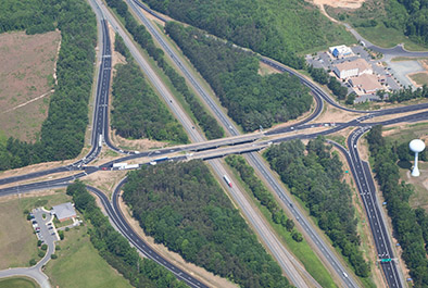 Zion Crossroads Diverging Diamond Interchange Design-Build – Virginia Department of Transportation