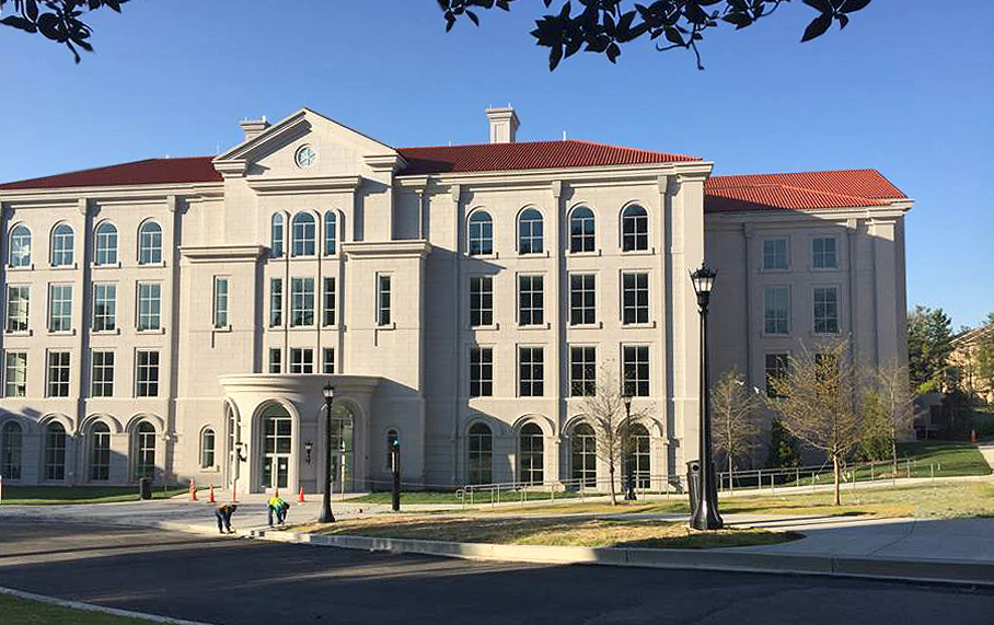 Trinity Academic Center Project Wins ABC Excellence in Construction Award