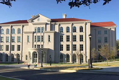Trinity Academic Center – Trinity University