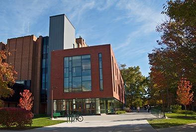 Fenwick Library Addition – George Mason University