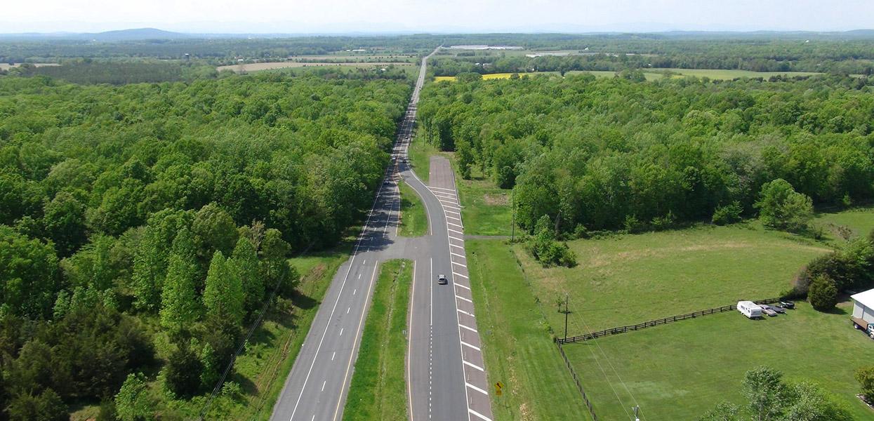 Route 3 Improvement – Virginia Department of Transportation