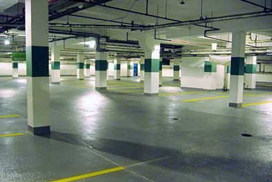 Alexandria Courthouse Parking Garage – City of Alexandria, Department of General Services