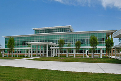 Phase III Administrative Building – Prince William County