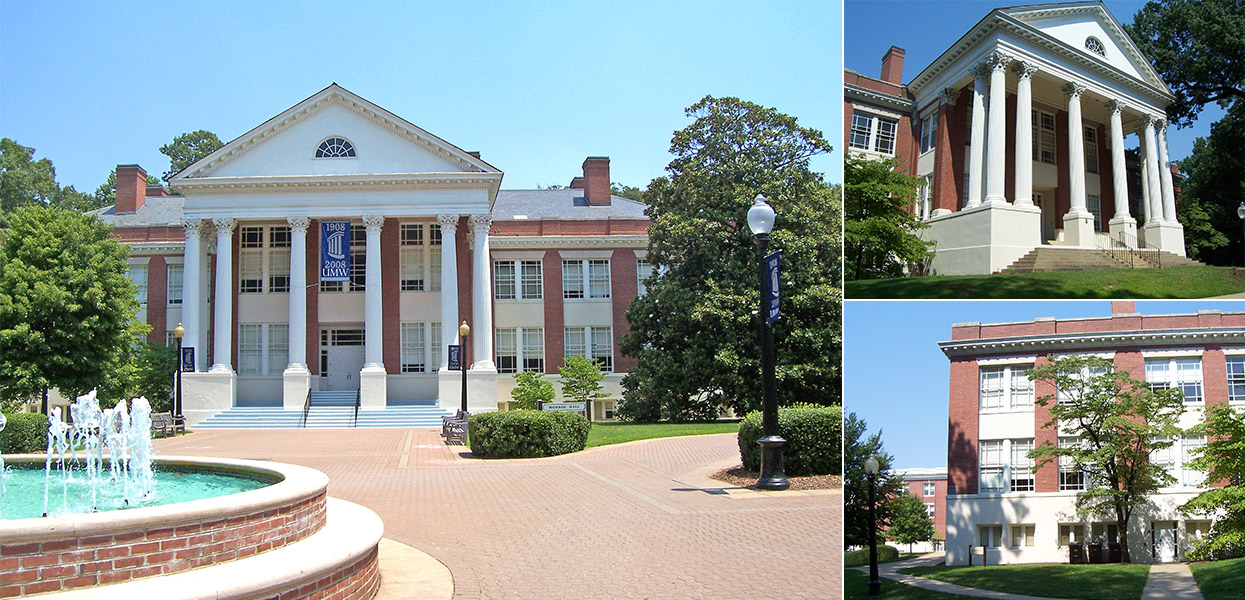 Monroe Hall Renovation – University of Mary Washington