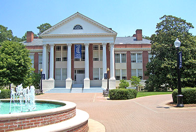 Monroe Hall Renovation – University of Mary Washington