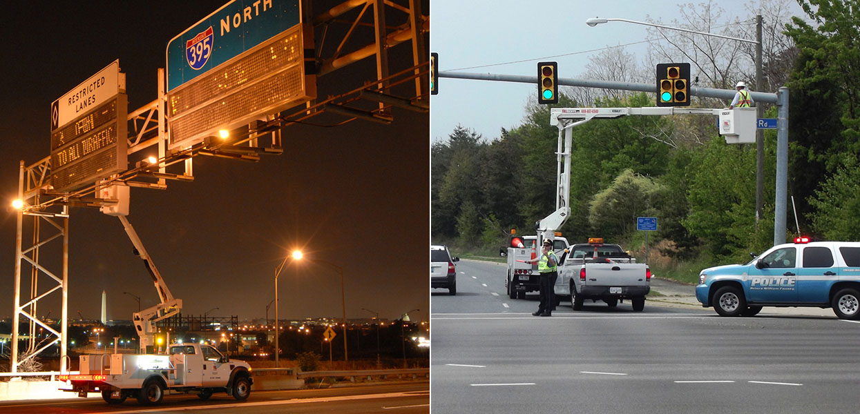 Safety Inspections of Support Structures for Traffic Control Devices – Virginia Department of Transportation