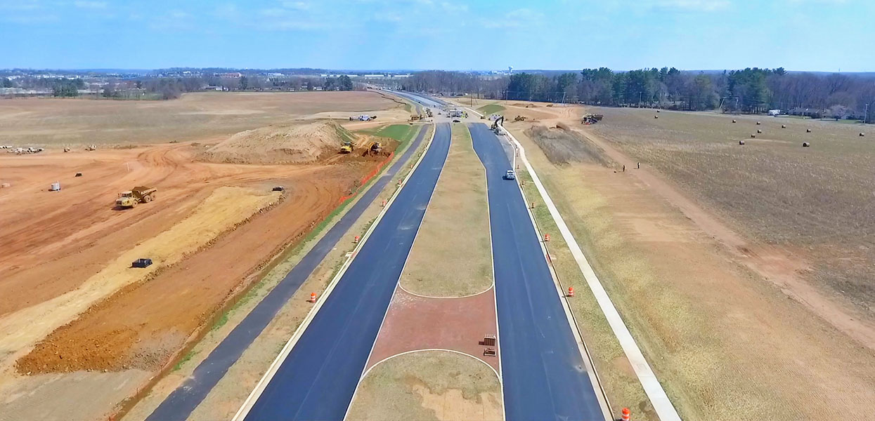 Battlefield Parkway Extension – Virginia Department of Transportation