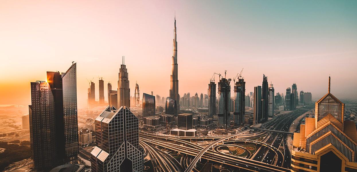 Burj Khalifa – B-Six-Samsung-Arabtec Joint Venture