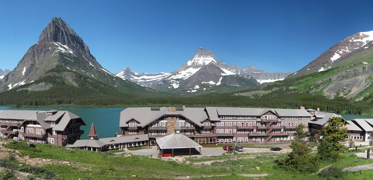 Many Glacier Hotel Renovation – National Park Service