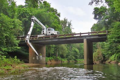 Safety Inspections of Highway Structures and Bridges – Virginia Department of Transportation