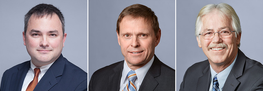 Alpha Names Three New Senior Vice Presidents, James Colfelt, Bruce Hallgarth, and Mark Vaughn