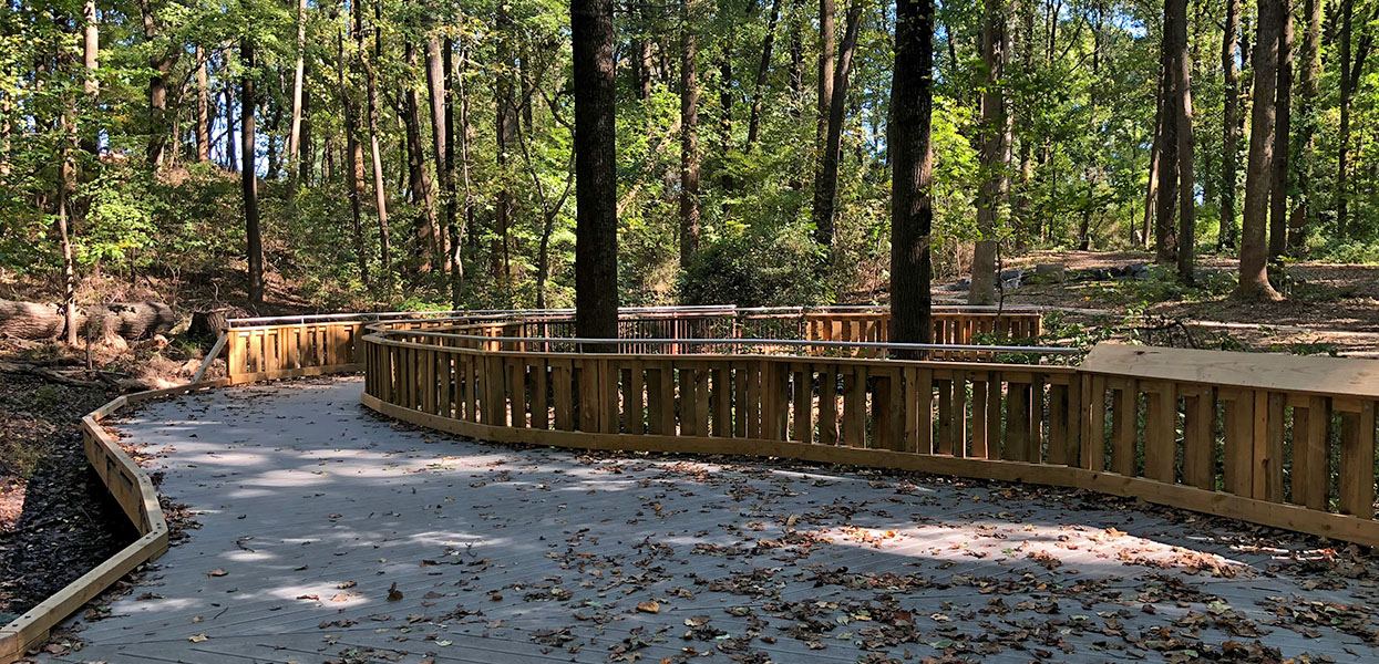 Chessie's Trail at Lee District Park – Fairfax County Park Authority