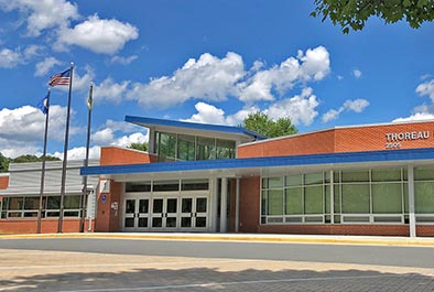 Thoreau Middle School Renovation and Addition – Fairfax County Public Schools