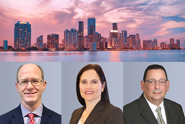 Alpha Expands Leadership Team; Plans for Miami Growth